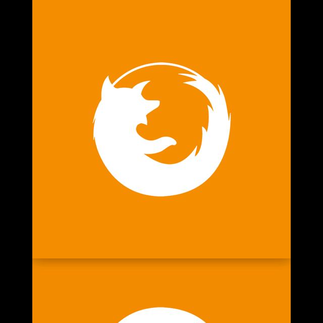 mirror, alt, firefox icon
