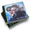 matrix,ost,score icon