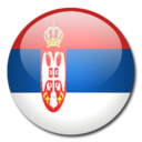 serbia,flag,country icon