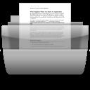 Faxes icon
