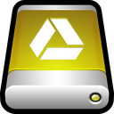 storage, disk, drive, google, external, cloud, docs icon