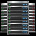 Center, Cloud, Computing, Data, Datacenter, Hosting, Server, Servers icon