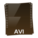 avi,video icon