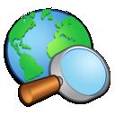 search, internet icon
