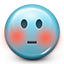 Emot Blush icon