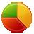 analytics, pie, chart icon