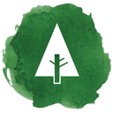 tree, newtork, social, forrst, forrest icon