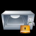 Oven, Unlock icon