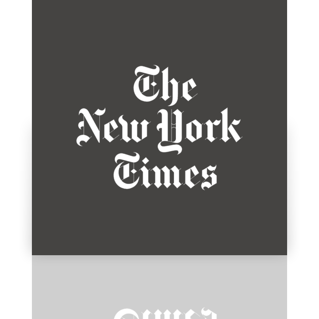 new, york, times, mirror icon