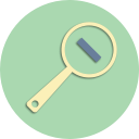 seo, search, minus, view, explore, delete, magnifier icon