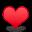 love, heart, valentine icon