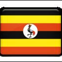 Uganda Flag icon