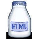 fyle,type,html icon