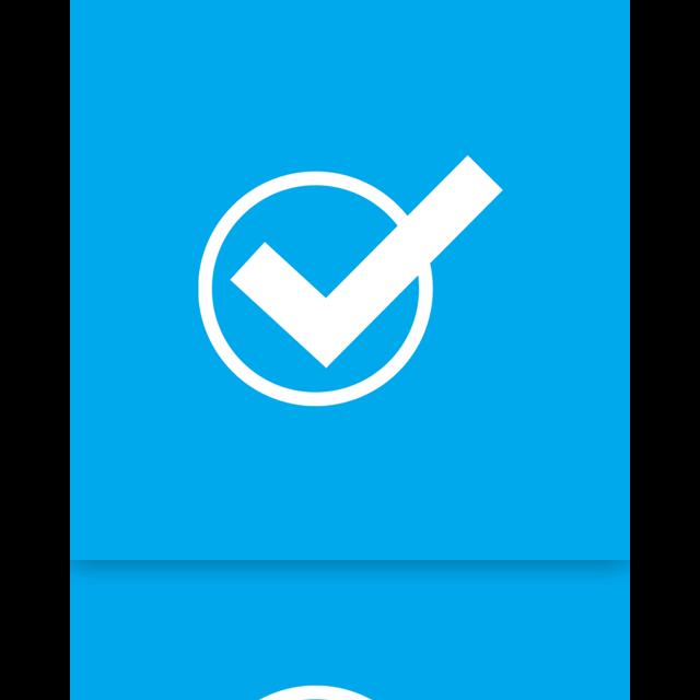 mirror, task icon