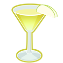 Apple, Cocktail, Martini icon