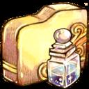folder,potion icon
