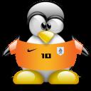 penguin, netherlands, animal icon