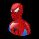 spiderman,cartoon icon