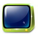 television, little, tv icon