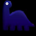 brontosaurus,dinosaur,cartoon icon