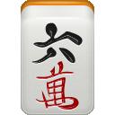 dragon, man, mahjong icon