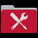 uttlities folder icon