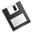 save, disk icon