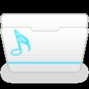 music, milk icon