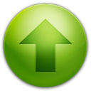 Alarm Arrow Up icon