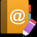 addressbook edit icon