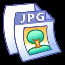 jpeg, document, jpg, file, paper icon