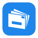 mail, live, metroui icon