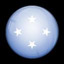 Flag, Micronesia, Of icon