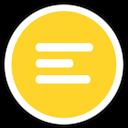 Accessories, Editor, , Text icon
