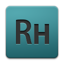 adobe, robohelp icon