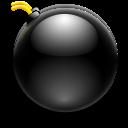 explosive, bomb icon