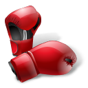 sport, box, boxing, gloves icon