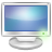 computer, screen, monitor, display icon