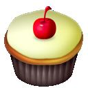 vanilla, cherry icon