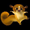 Madagascar, Mort icon