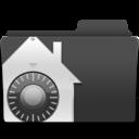 file,vault,paper icon