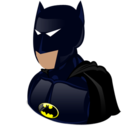 batman,cartoon icon
