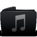 itunes, folder, music icon