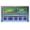 keyboard, midi, instrument, yamaha icon