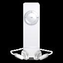 shuffle, ipod, mp3 player icon