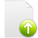 up, document, upload, file, paper, rise, ascending, increase, ascend icon
