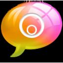 idle Pink Orange icon
