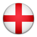 of, flag, england icon