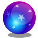 magic,ball icon