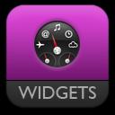 Dash, Purple icon